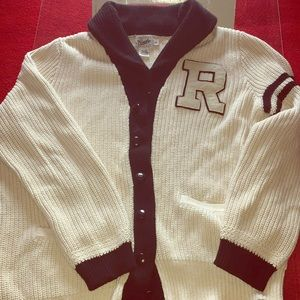 Ralph Lauren Polo Rugby cardigan